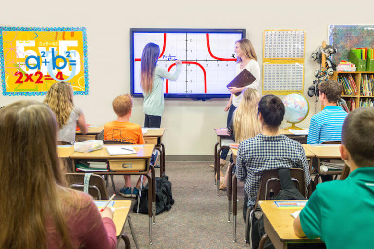 3 Ways Interactive Classrooms Increase Student Engagement