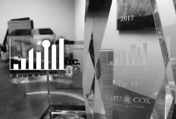 Newline Interactive Recognized in Annual Dallas 100 Entrepreneur Awards