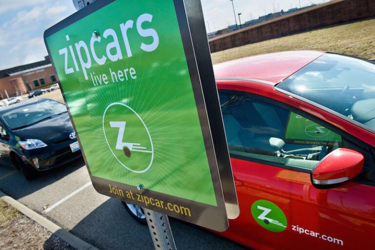 Zipcar, USA