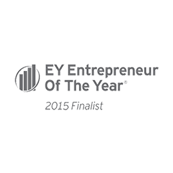 President Chris Bradford and CEO Kevin Wang were both named Finalists in the Ernst & Young Entrepreneur of the Year program, chosen for their hard work and innovation in business