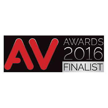 AV Awards selected the TRUTOUCH X Series as a finalist in two categories: Collaborative Product and Interactive Display of the Year.