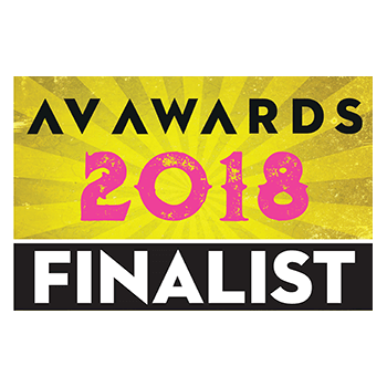 The TRUTOUCH VN Series was named a Finalist for Interactive Product of the Year in AV Magazine's AV Awards 2018.