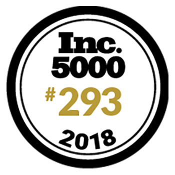 Newline was ranked the 293rd fastest growing company in the United States, based on a three-year growth of 1,666%.