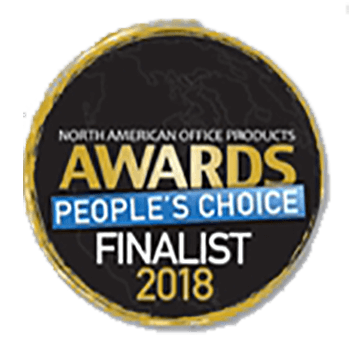 Our collaboration solutions made us a finalist for the NAOPA People's Choice award.