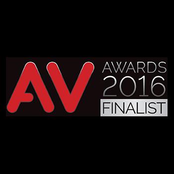 AV Awards選擇 TRUTOUCH X系列作為兩個類別的決賽入圍者:協作產品和年度互動式顯示器。