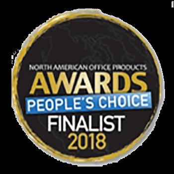我們的合作解決方案使我們成為NAOPA People's Choice獎的最終入圍者。