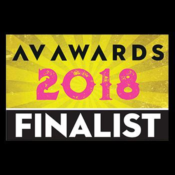 TRUTOUCH VN系列在AV Magazine的2018年AV大獎中被評為年度互動產品決賽入圍者。