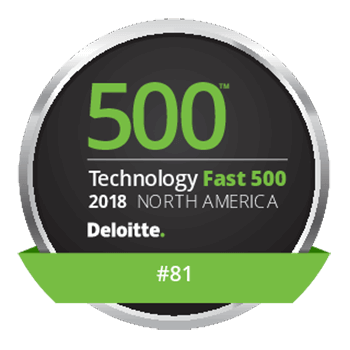 Newline的增長使我們在改變行業和世界的500家精英科技公司中排名第81位。
