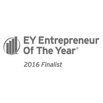 Newline的總裁與執行長連續第二年入選「安永企業家獎」的決賽入圍者。