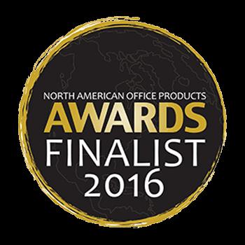 TRUTOUCH X系列獲得北美辦公室最佳技術產品獎提名。