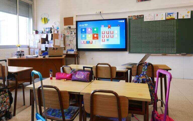 Maristas Chamberi School, Spain