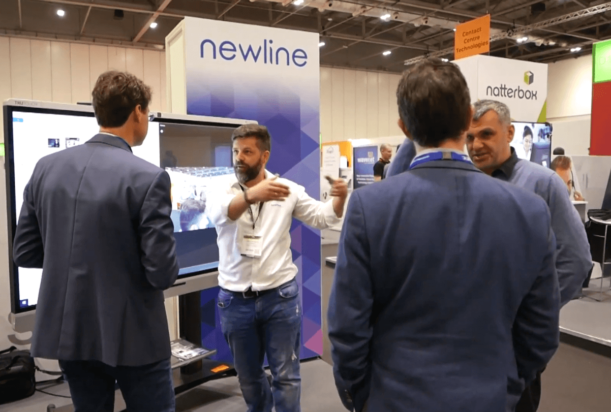 Newline solutions showcased at UC EXPO 2019