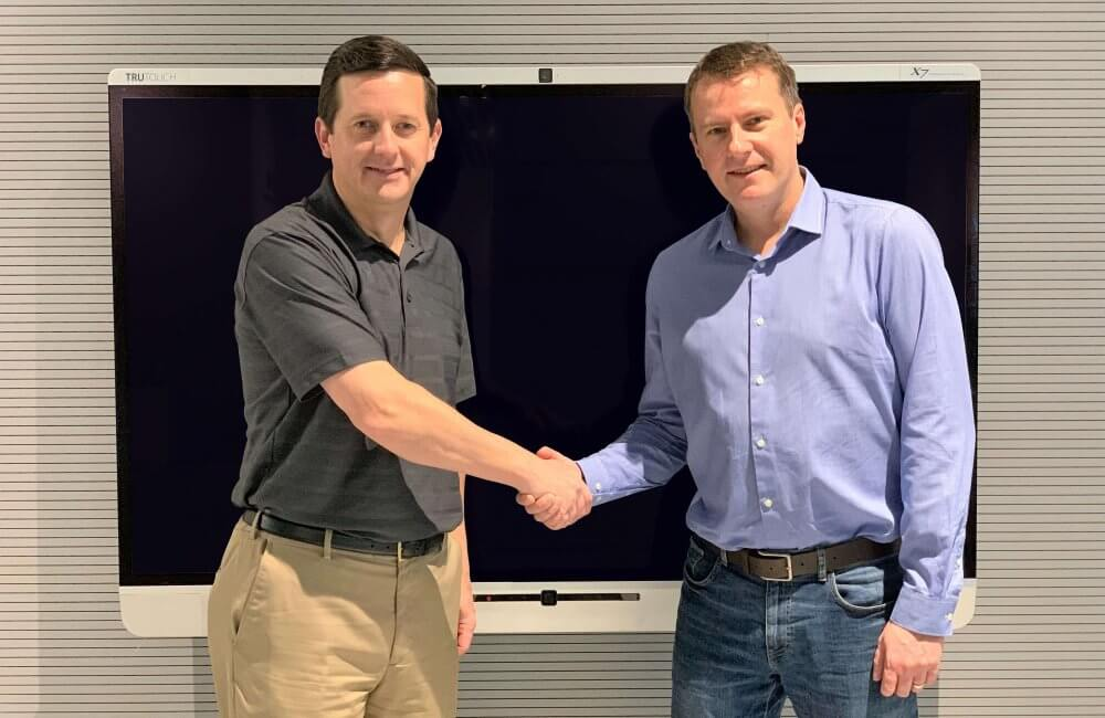 Newline choose DisplayNote to further enhance collaboration across its displays
