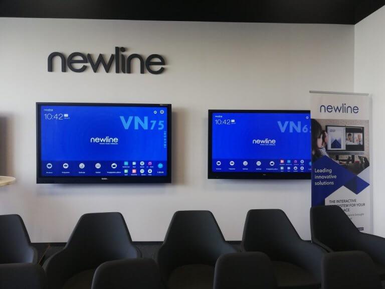Newline歐洲擴點,波蘭設置新展廳