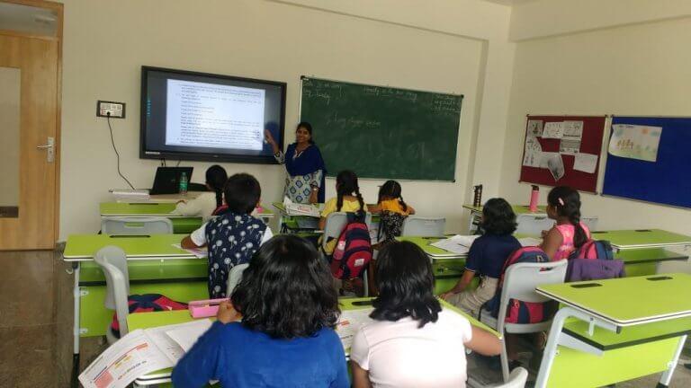 Elixir 國際學校,印度