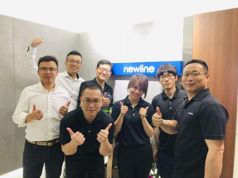 Newline以全新企業暨教育解決方案 強勢進軍韓國市場