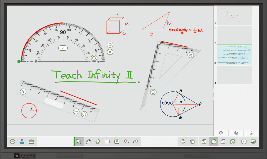 Teach Infinity 2 II | Newline