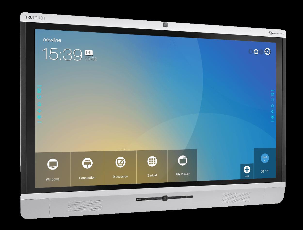 X9 interactive display