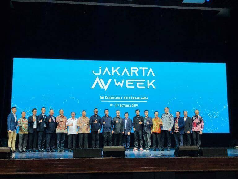Newline công bố các giải pháp hợp tác mới nhất tại tuần lễ âm thanh và hình ảnh Jakarta 2019
