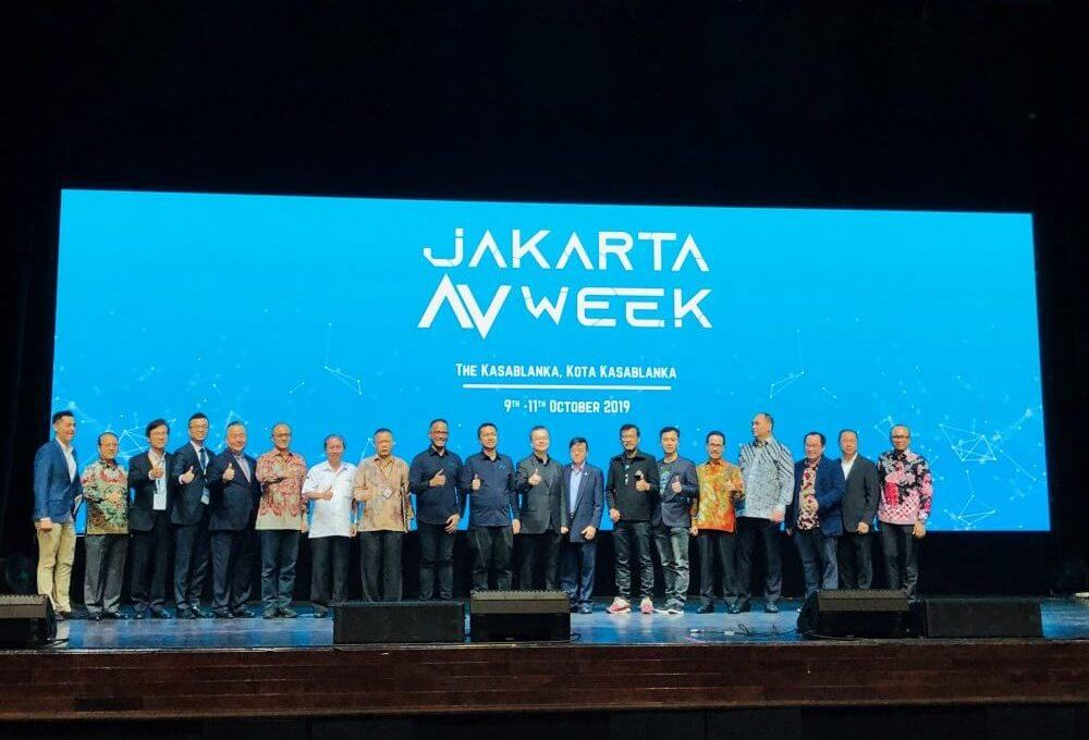Newline Unveils the Latest Collaboration Solutions at Jakarta AV Week 2019