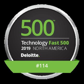 2019 - Deloitte Fast 500