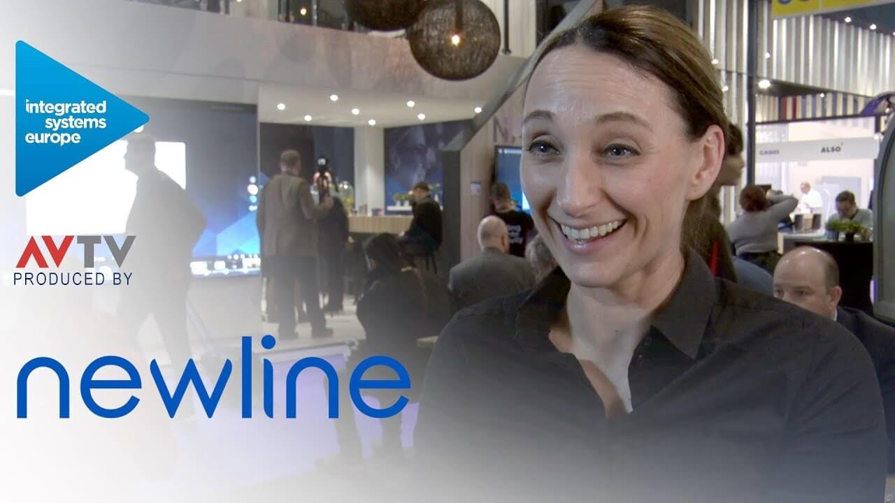 Meet Newline´s interactive ecosystem at ISE 2020