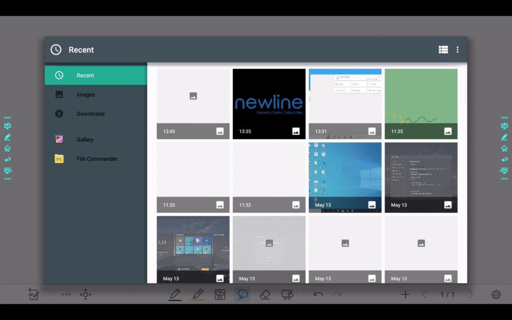 Whiteboard | Newline