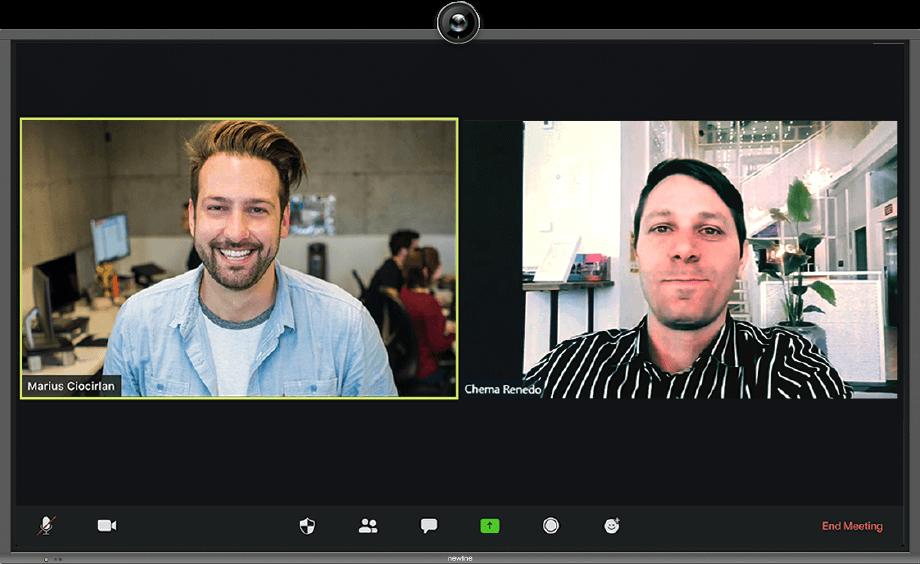 Meetcam | Newline Interactive