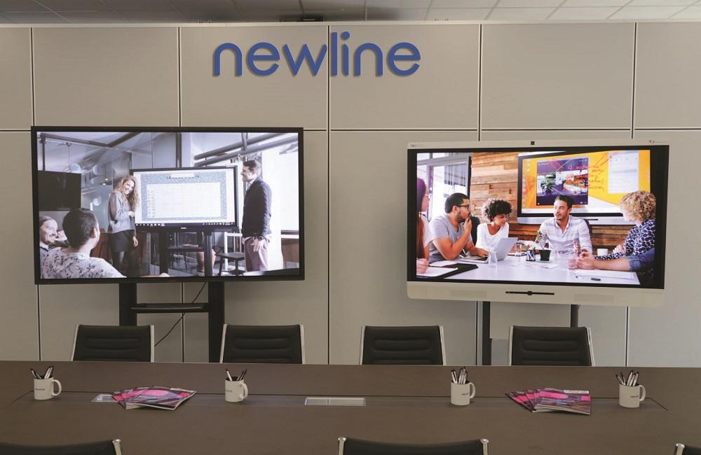 Newline showroom 2