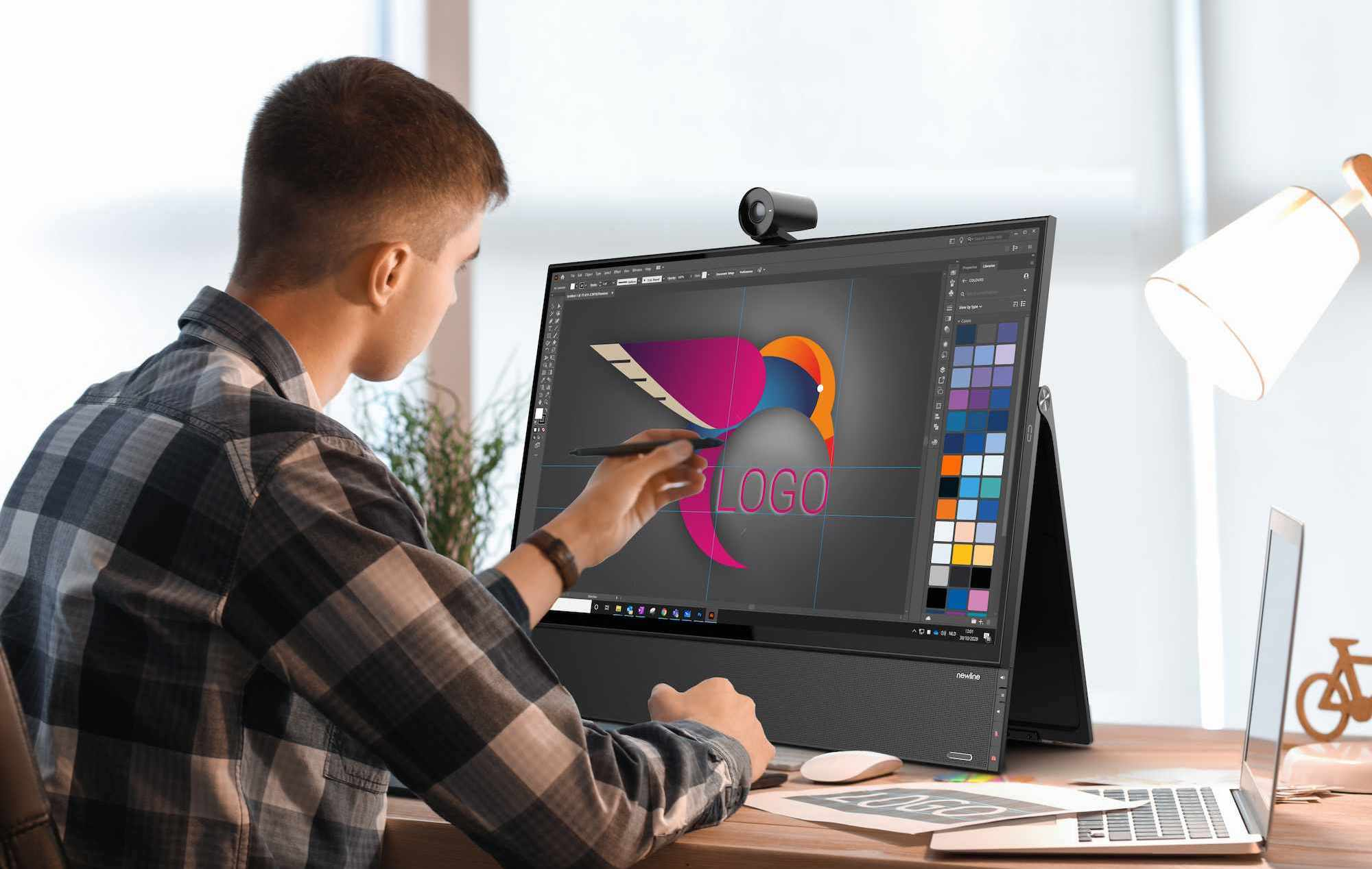 Flex 01 with Illustrator | Newline Interactive