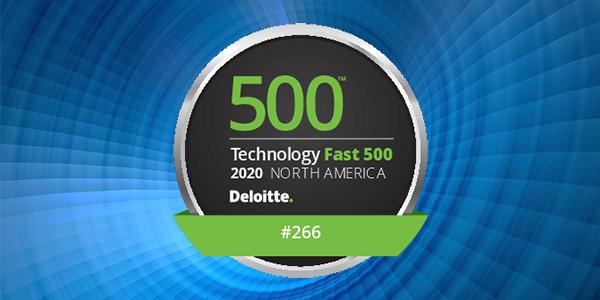 Technology Fast 500 2020 North America