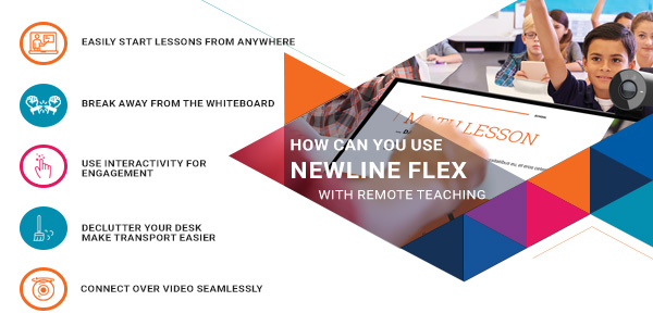 How to Use Newline Flex with Remote Teaching