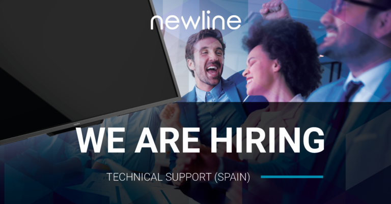 Newline is Hiring! Technical Support (Spain)