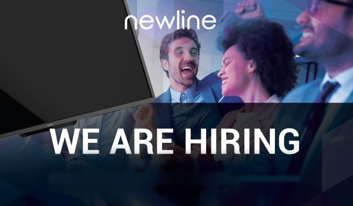 Newline is Hiring! Business Manager Ost-Deutschland