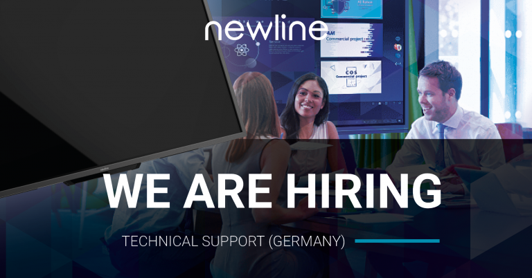 Newline is Hiring! Technical Support (Germany)