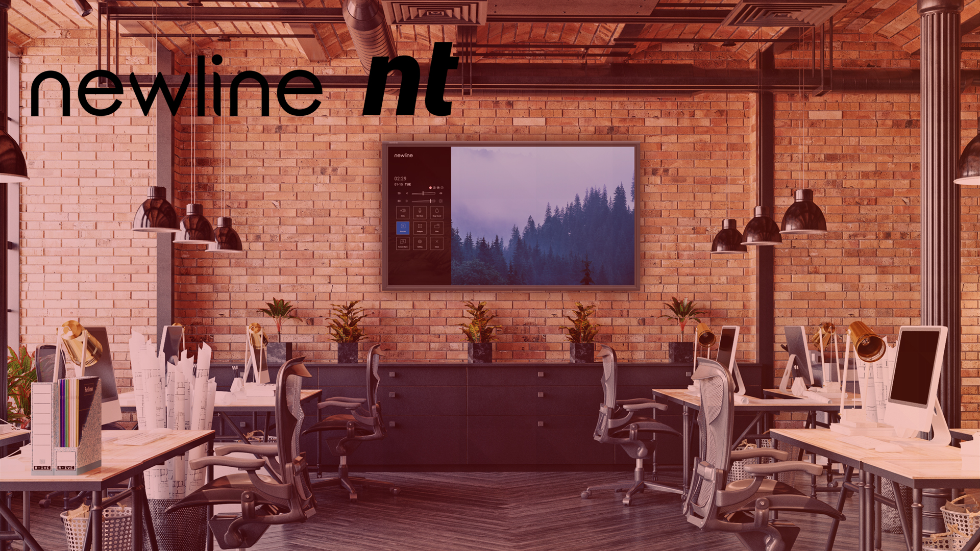 Newline Interactive NT Series