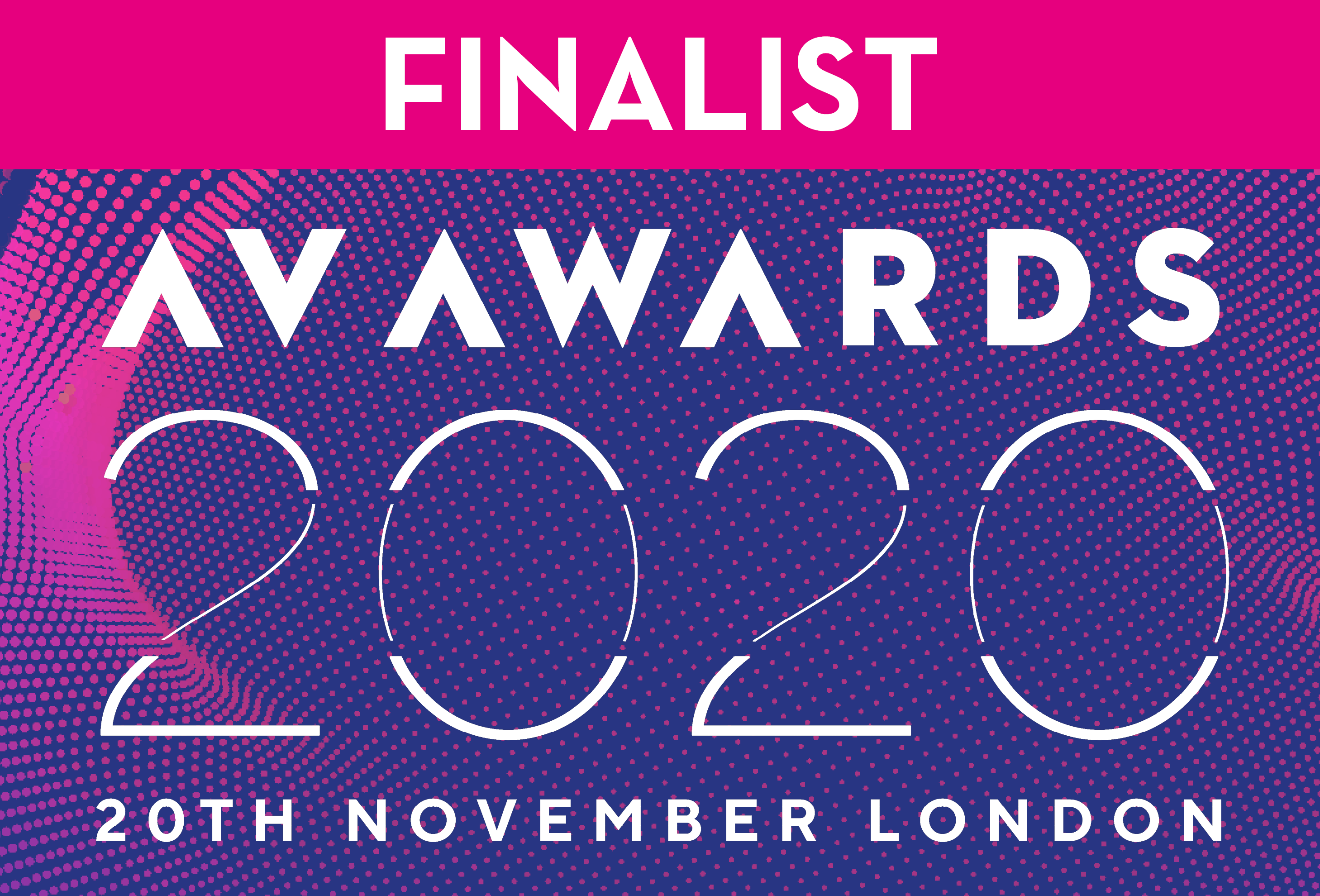 AV Awards 2020 Finalist
