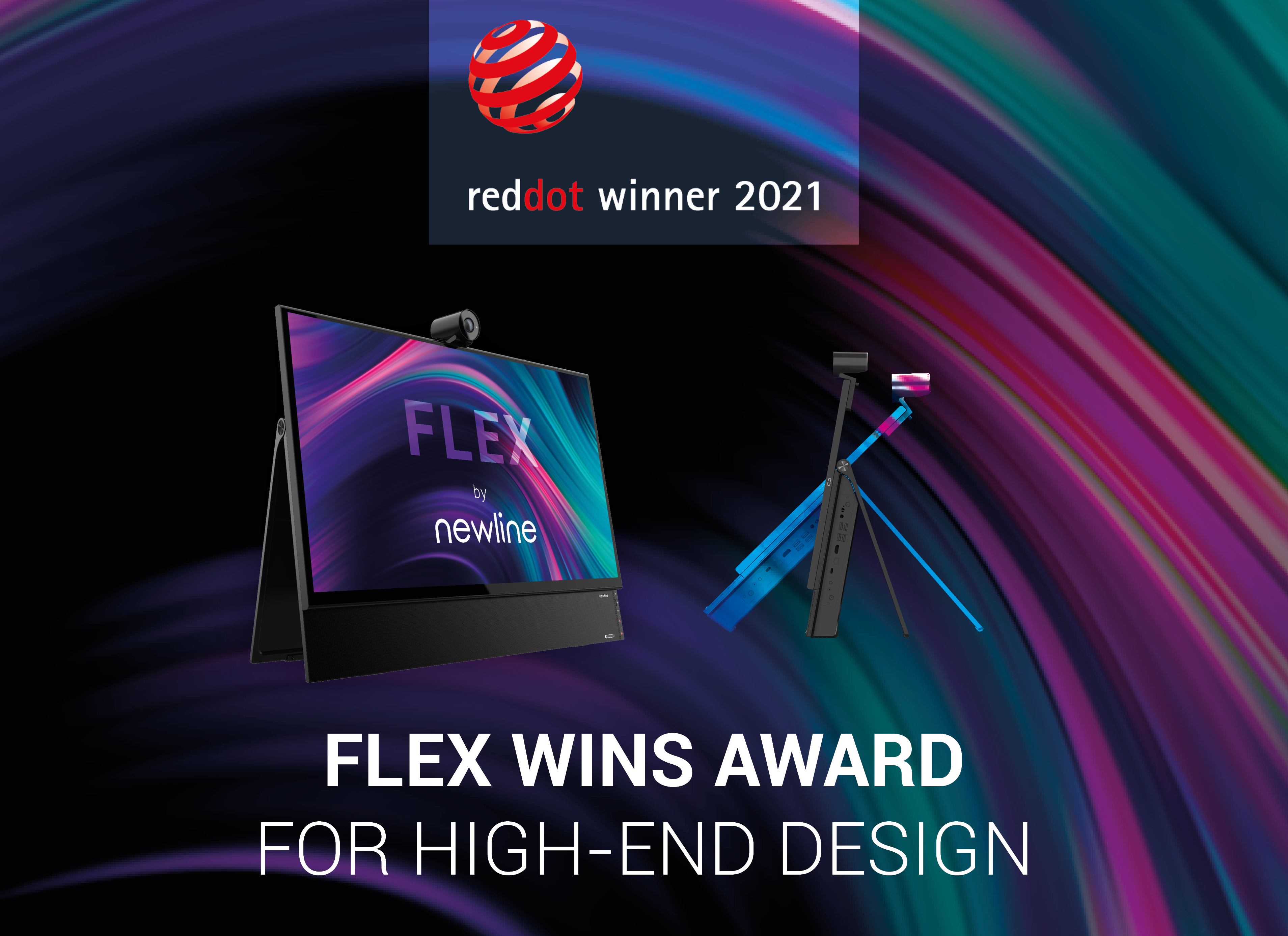 Flex Wins Red Dot Award for High-End Design
