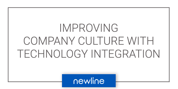 Improving Company Culture with Technology Integration