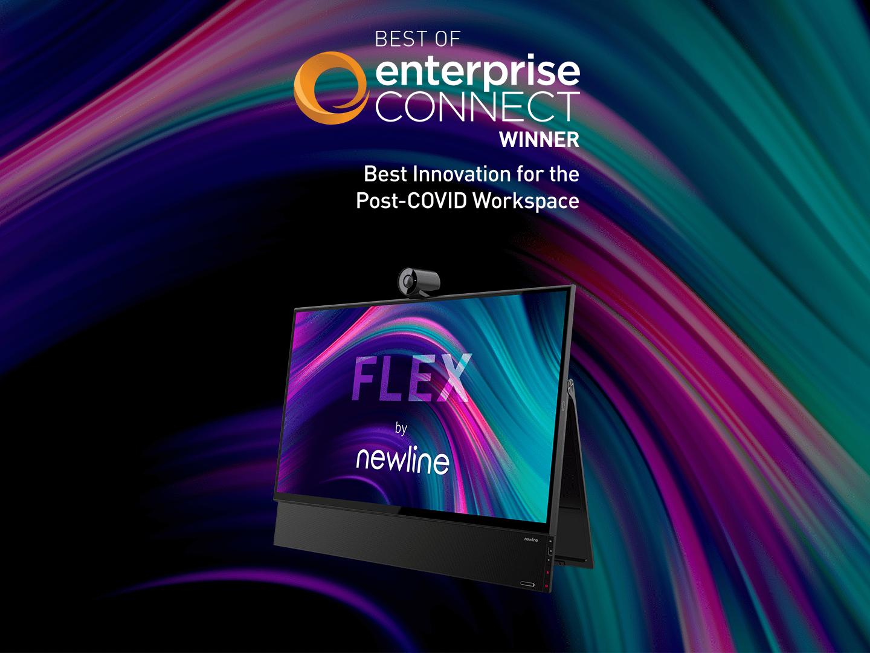 Newline Wins Best of Enterprise Connect