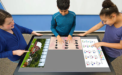 Newline Welcomes Multi Touch Interactives as Newest Technology Partner