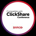 ClickShare Conference_label_Compatible_alliance_def