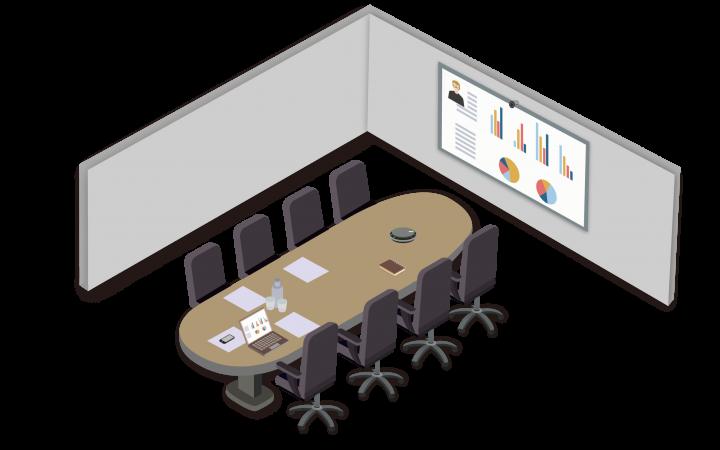 meeting room_MeetCamSet
