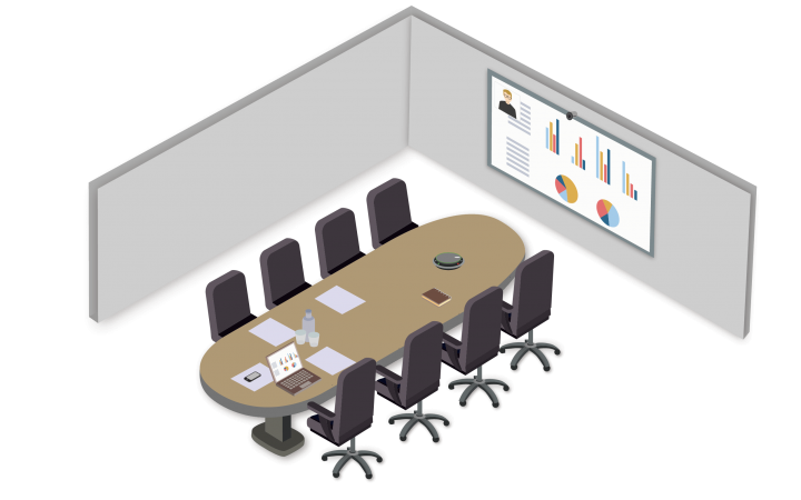 meeting room_MeetCamSet